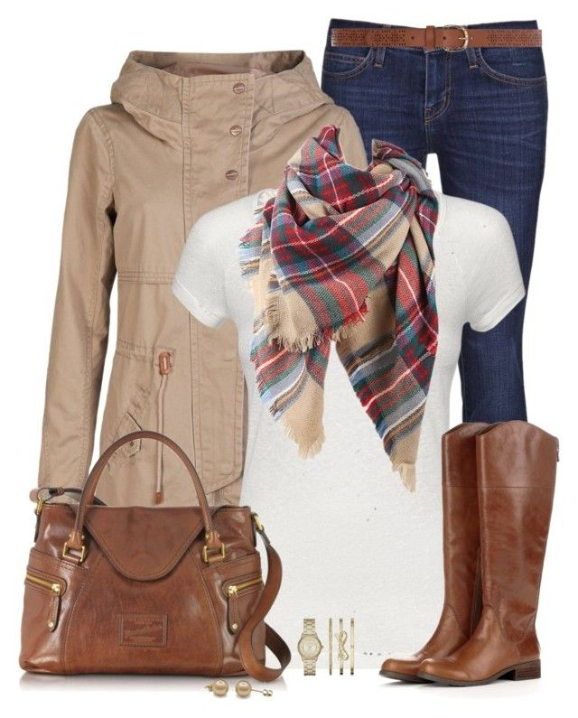 """Plain T-Shirt And A Scarf"" by immacherry ❤ liked on Polyvore featuring moda, Current/Elliott, ONLY, Sole Society, The Bridge, Liz Claiborne e Dorothy Perkins"