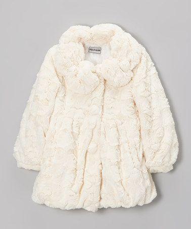 Girls Fur Coats And Jackets | Down Coat