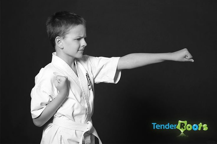 Let you child train in discipline and develop sense of respect through martial arts.