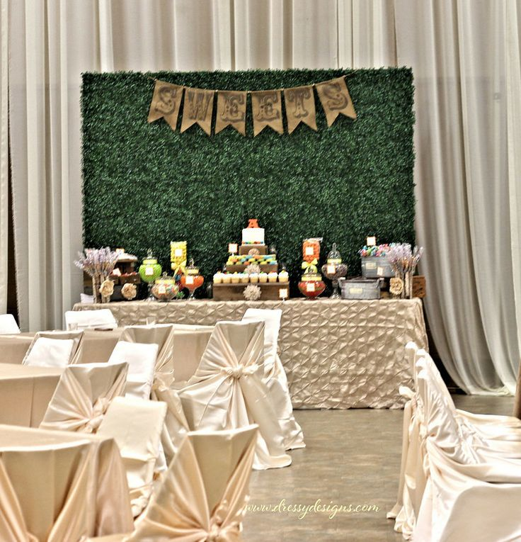 Wedding Dessert Table Backdrop: 338 Best Candy Buffets By Dressy Designs Images On