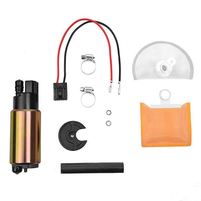 High Performance Universal Intank Electric Fuel Pump With Installation Kits For Nissan Suzuki And More E2068 E8213 Efp382a Installation Nissan High Performance