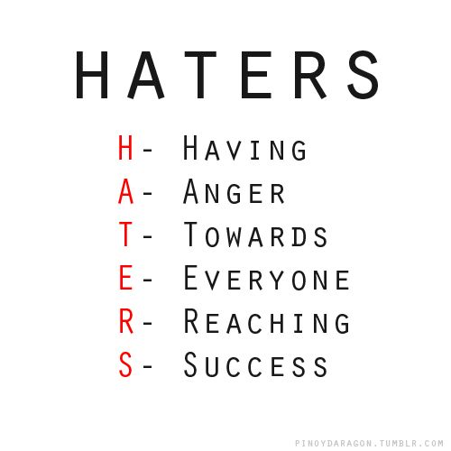 Come Back Quotes For Haters. QuotesGram