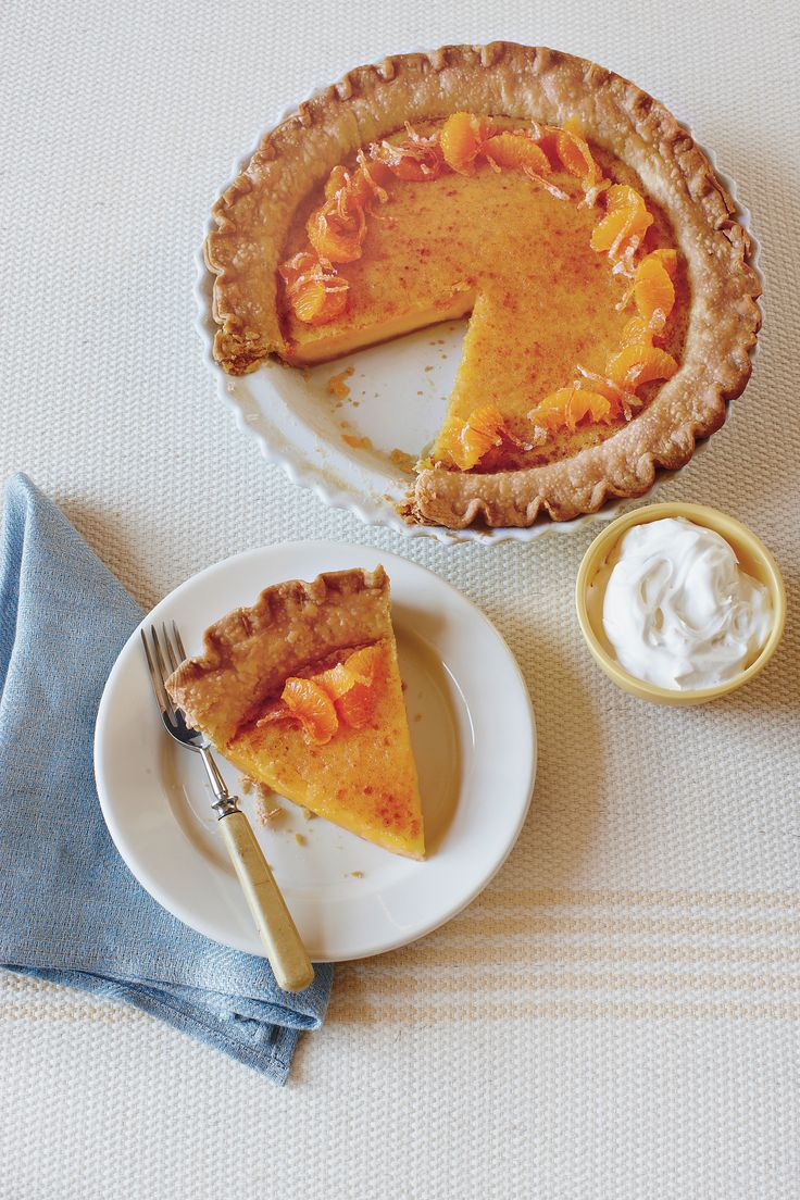 How to make Cal's Chess Pie