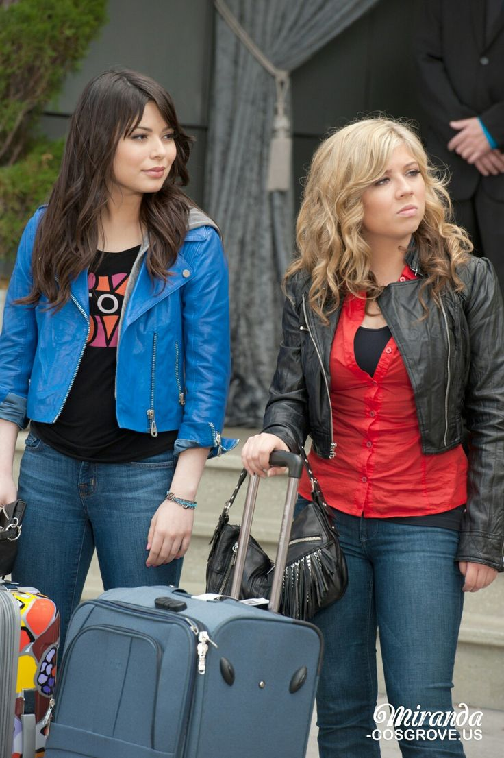 Miranda Cosgrove & Jennette McCurdy