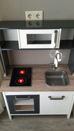 Ikea kitchen duktig makeover by Antje ;)