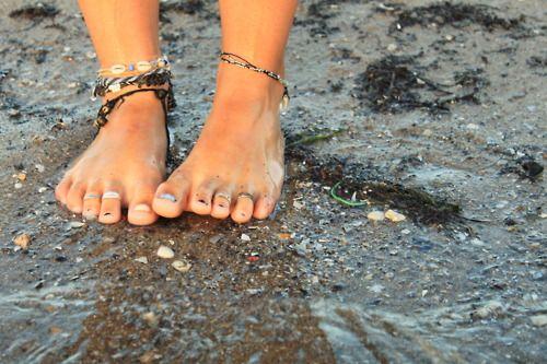 23 best ankle bracelets images on Pinterest