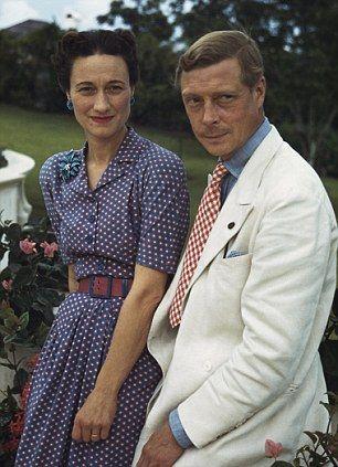 The Duke and Duchess in Nassau in 1942