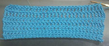 Crochet 5: Tusuk Triple / Treble Crochet | Belajar Cara Merajut