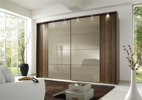 sliding doors wardrobe mirror - Google Search