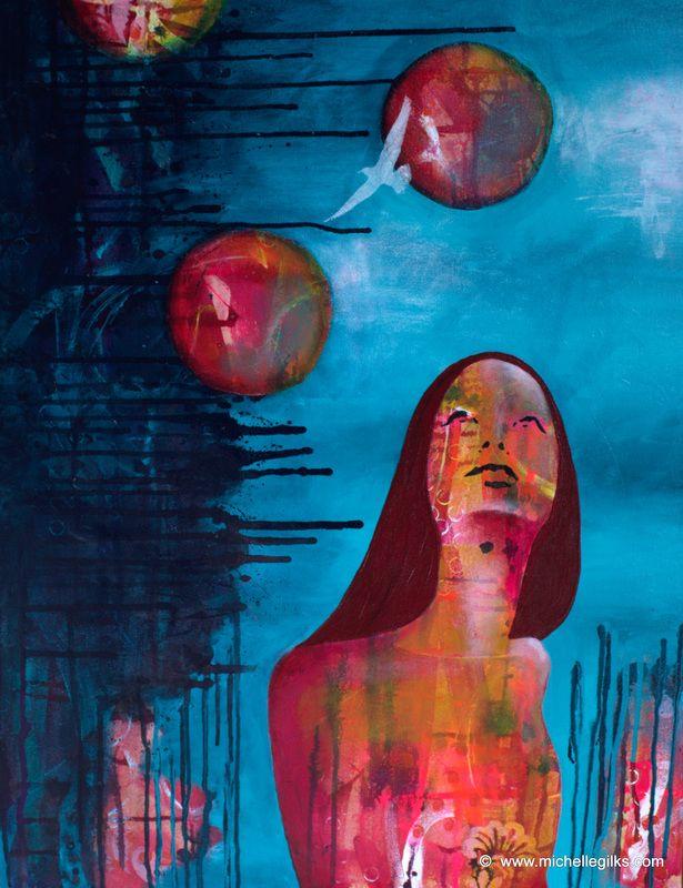 She Ascends - Michelle Gilks
