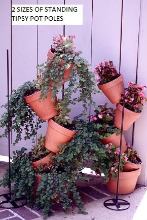 Balcony Garden Flowers Hanging