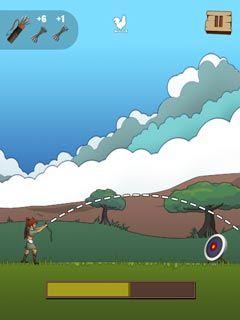 Jogue Archer online no Lejogos! Você já imaginou ser um ranger como aqueles personagens de fantasia que você tanto ama? Bem, agora você pode em Archer! Pegue um arco e uma aljava cheia de