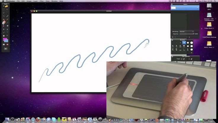 Wacom Bamboo Fun Pen & Touch Graphics Tablet Review
