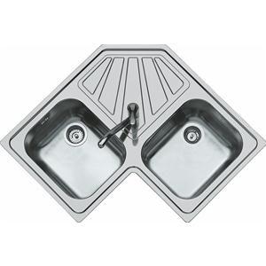 oltre 25 fantastiche idee su lavelli da cucina ad angolo su ... - Steel Cucine Prezzi