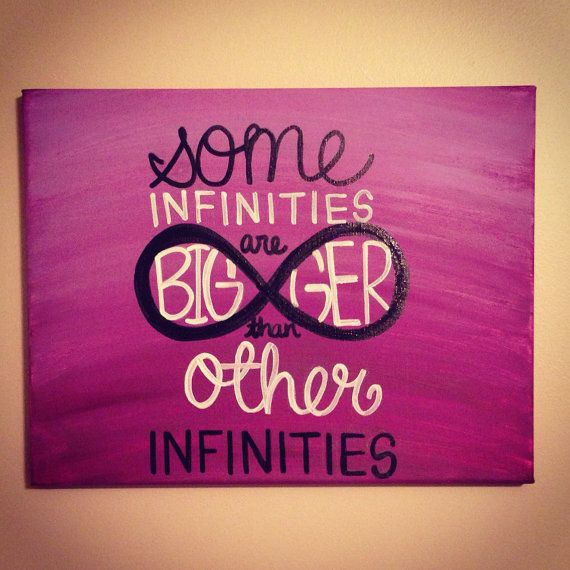 The Fault In Our Stars Quote Canvas Painting I Love Spontaneity Of