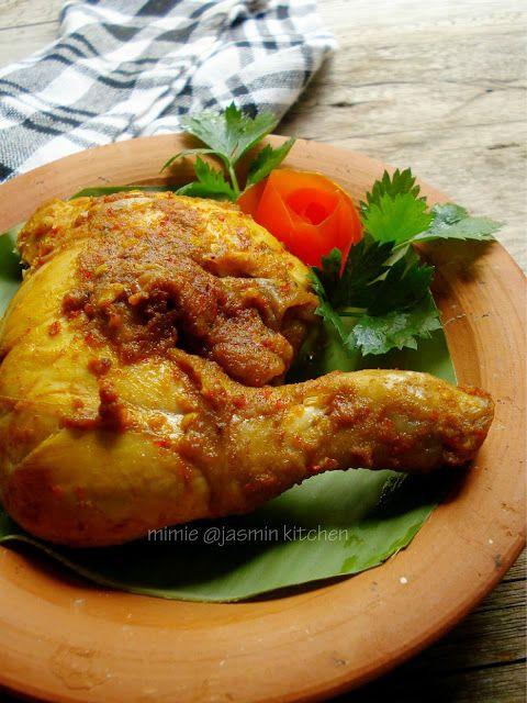 Indonesian Culinary : Ayam Betutu