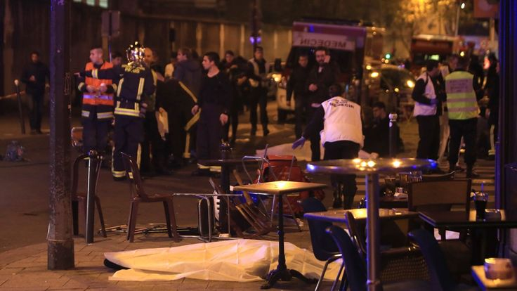 Aftermath of gunfire and explosions in Paris | CTV News