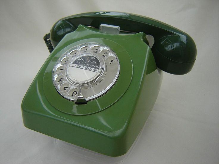 1979 Two-tone Grey GPO Telephone 746