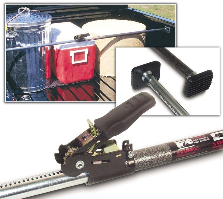 Keeper 05059 ratcheting cargo bar automotive