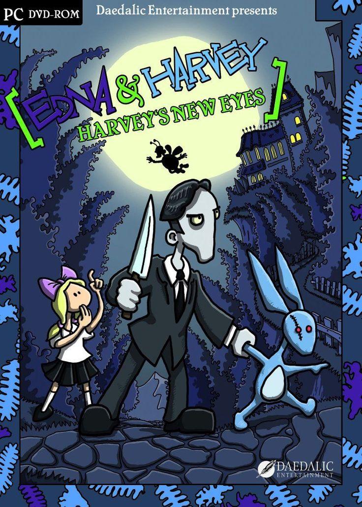 Edna & Harvet Harvey's New Eyes Harvey, Edna, Comic book
