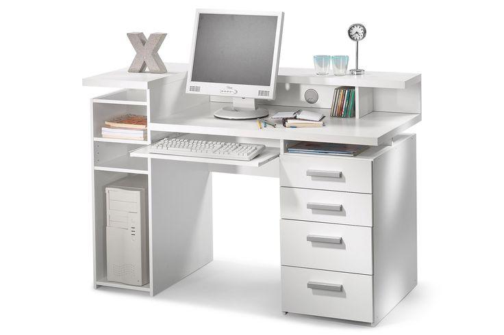 Function Plus Skrivbord Vit