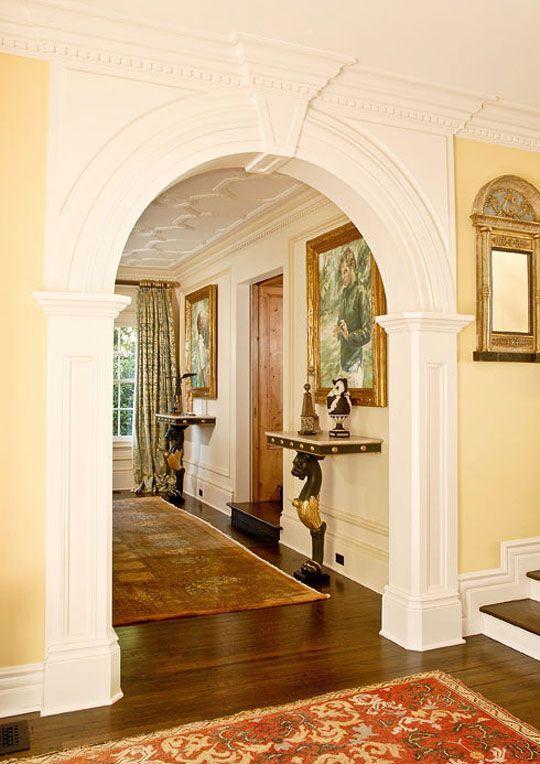 219 best making an entrance images on pinterest entrance for Interior design living room entrance