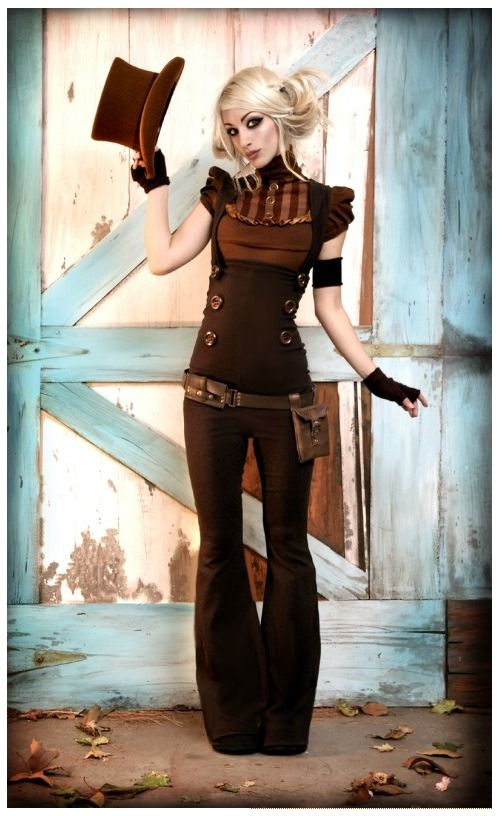Steampunk (IMAGE HEAVY): A past that Never was - silence_ - Blog