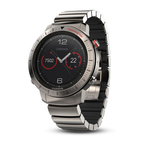 Looking for a watch for your outdoor, hiking, paddling, fitness, climbing, skiing or swimming needs then check out the fenix Chronos from Garmin. Find out more about our fenix Chronos at www.garmin.com.