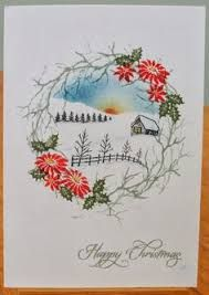 Image result for card-io christmas garden