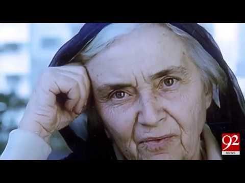 Pakistan's 'Mother Teresa' Dr Ruth Pfau passes away - 10 August 2017 - 92NewsHDPlus - https://www.pakistantalkshow.com/pakistans-mother-teresa-dr-ruth-pfau-passes-away-10-august-2017-92newshdplus/ - http://img.youtube.com/vi/p_3ovu4zYXo/0.jpg