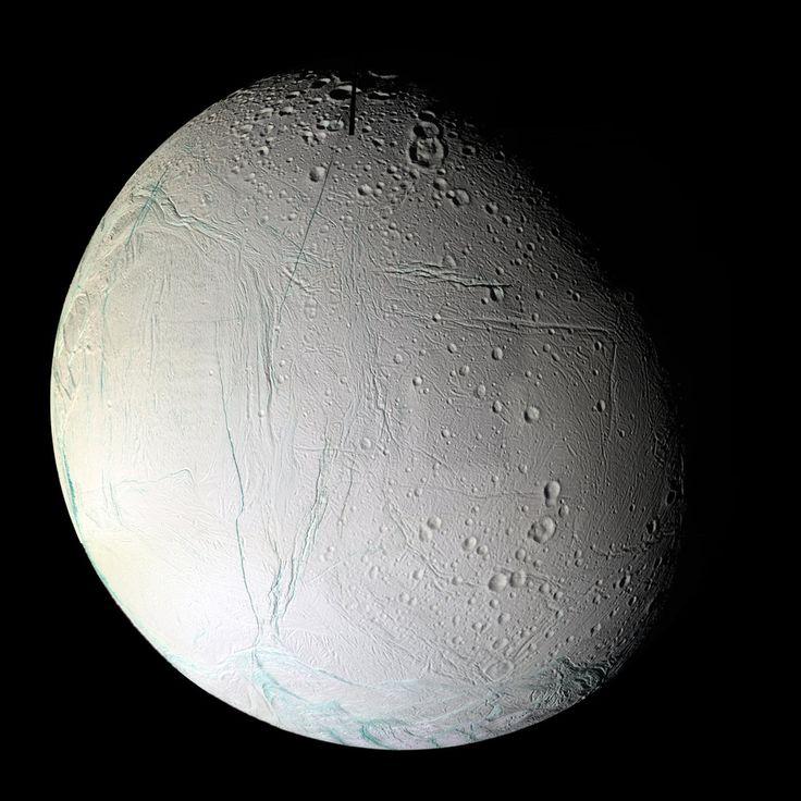 Hydrothermal Vent Experiments Bring Saturn Moon Enceladus to Earth | Space.com 12/1/17 Conditions that may allow for the origin of life on Saturn's moon Enceladus can now be tested in the lab
