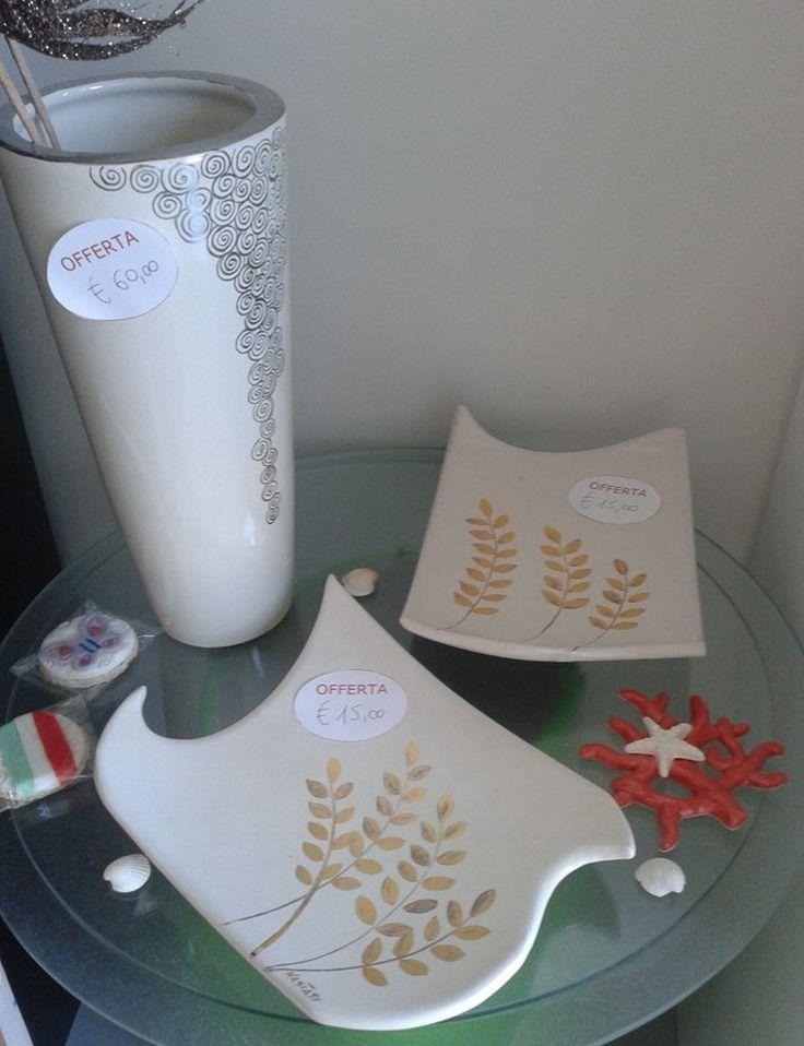 La Mistegi Art è un'azienda artigiana fondata e gestita da Antonella Nastasi... #ceramica #pottery #art #salerno
