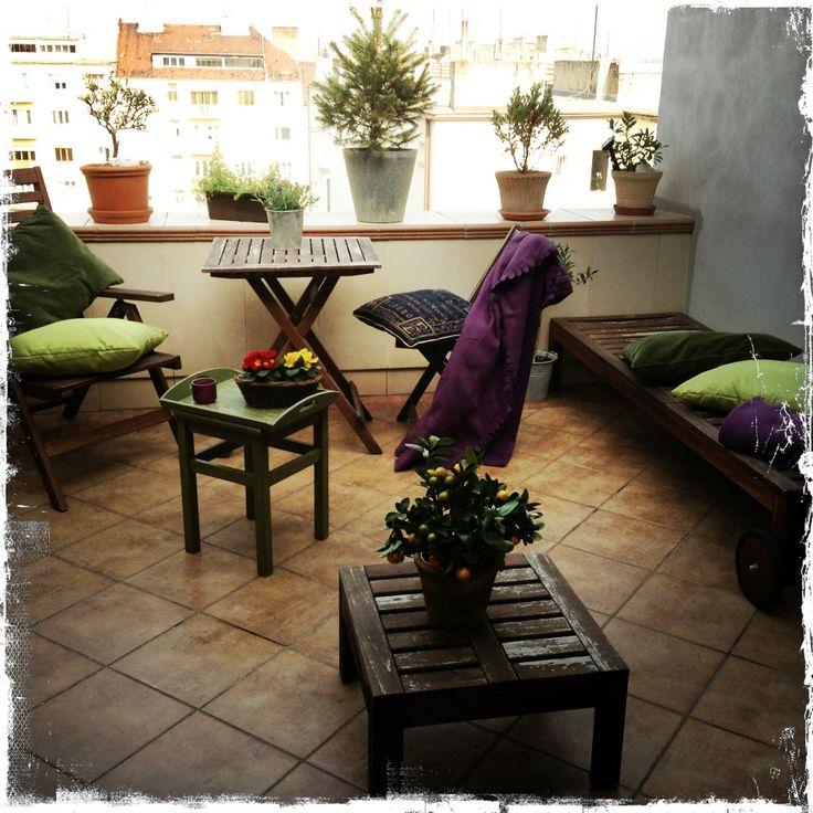 Jaro na terase... http://malehryblog.tumblr.com/