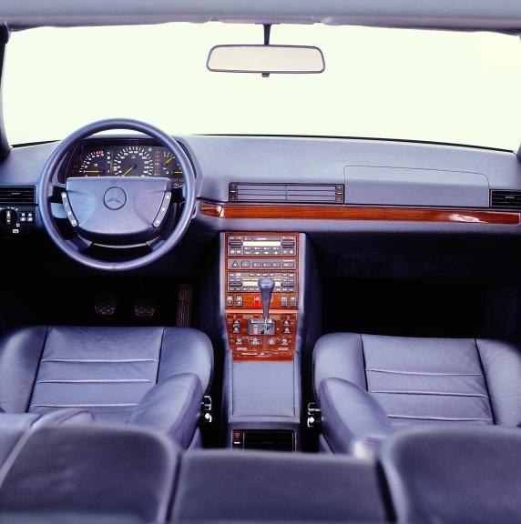 Fiabilite Moteur Mercedes  Sel W