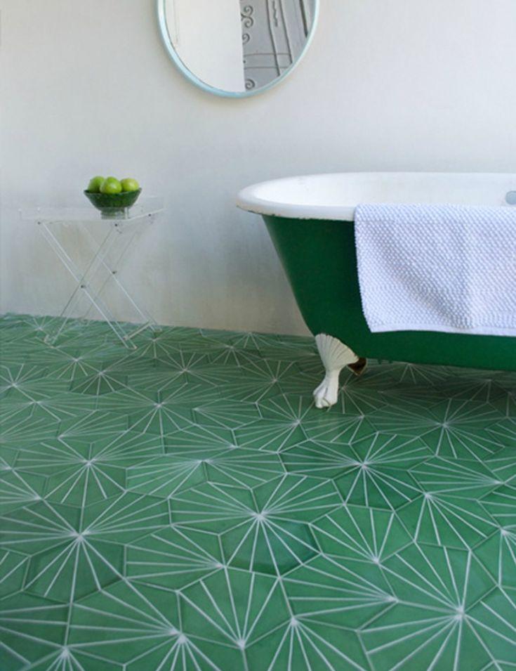 10x prachtige tegels voor in huis (via Bloglovin.com )