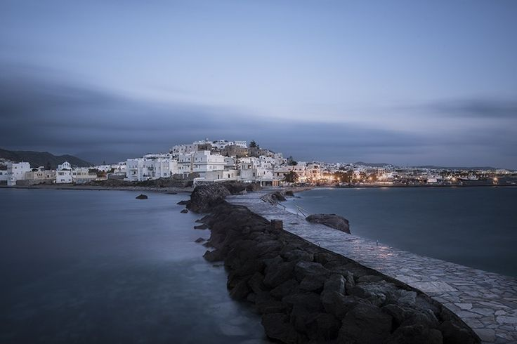 Chora on Naxos within the Greek Islands - Greek Islands Workshop - Ollie Taylor Photography
