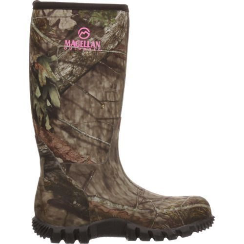 Magellan Outdoors Women's Field Boot III Hunting Boots (, Size 6) - Insulated Rubber at Academy Sports