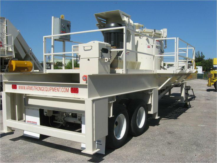 2012 TEREX CANICA 2000 Planta Trituradora para venta - Armstrong Equipment Inc Miami, FL