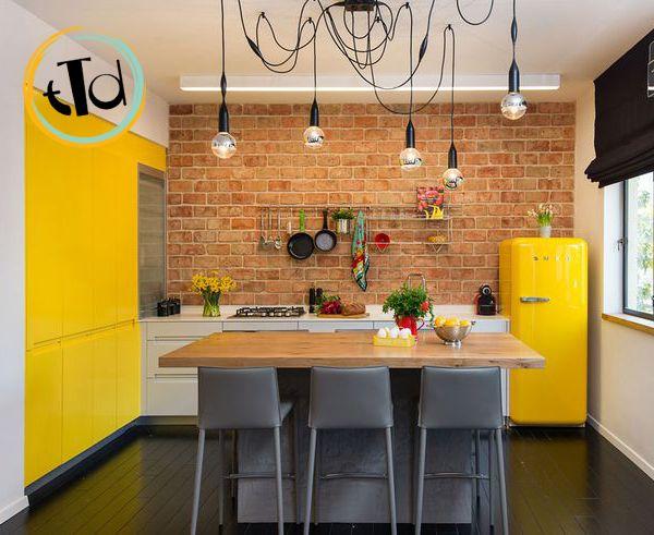 Oltre 25 fantastiche idee su colori di intonaco su pinterest colori di vernice toni del grigio - Cucine con frigo smeg ...
