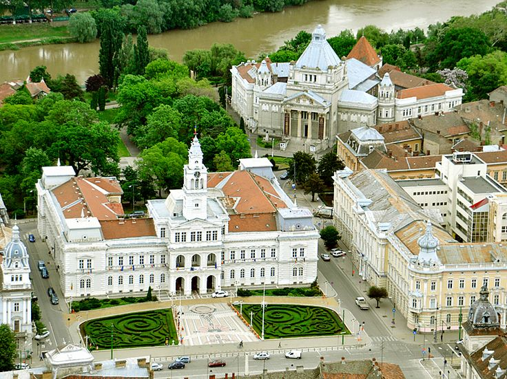 Arad, Romania - the city known for opening the first electrical railway in Eastern Europe