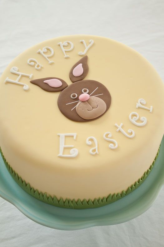 How to: Easter Cake design