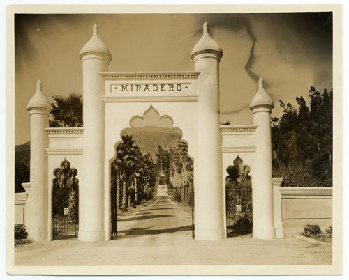 1930s-Glendale, California[El Miradero]-now Brand Library
