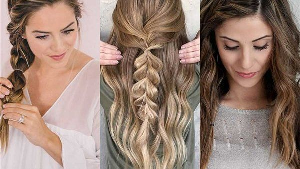 بالصور أجمل تسريحات الشعر في عيد الفطر 2020 Beauty Hair Wrap Hair Styles