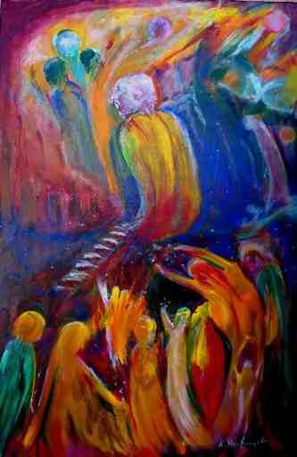 Original Works of Fusion Art and Poetry by Rickey Hoefnagel - Fusionart International - The Gallery