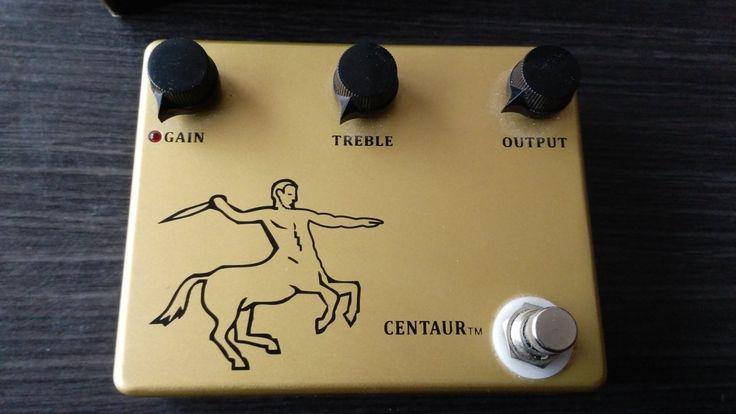 Klon Centaur Clone - Pédale d'effets overdrive