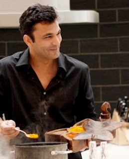Always feel positive and energetic when i see this person cooking. One of the decent personalities.