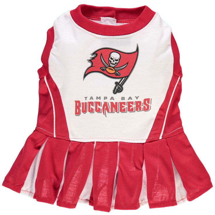 Tampa Bay Buccaneers Cheerleader Pet Outfit - $22.99