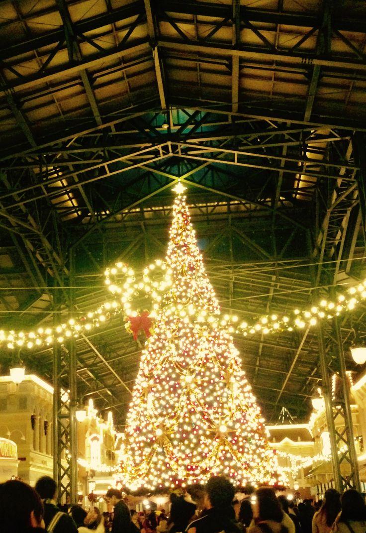 Merry Xmas!! from Tokyo Disney Land 2016