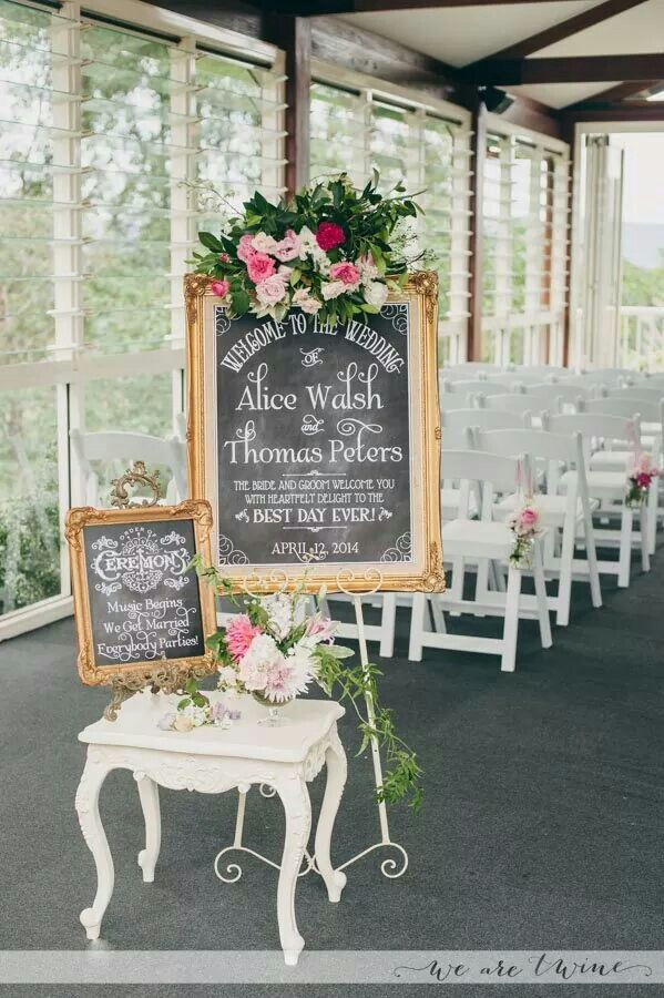 Love the chalk fonts!