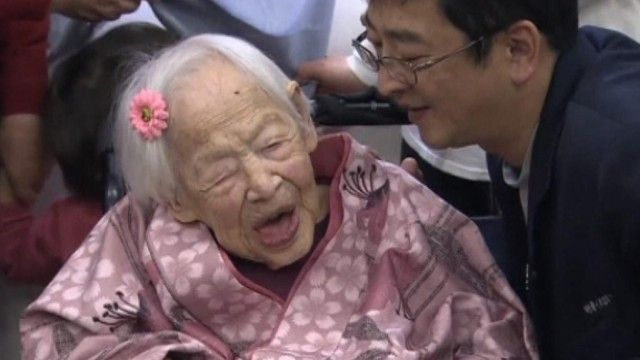 Life seems short, says world's oldest person at 117 | World news | The Guardian